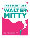 The Secret Life of Walter Mitty Film and Story Comparison