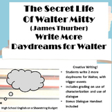 The Secret Life of Walter Mitty Write More Daydreams (Jame