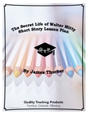 The Secret Life of Walter Mitty by James Thurber Lesson, Questions and Key