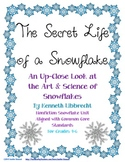 The Secret Life of a Snowflake: a Unit Integrating Reading