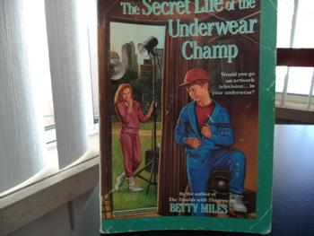 The Secret Life of the Underwear Champ ISBN 0-394-84563-3