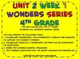 The Secret Message - 4th Grade McGraw Hill Wonders