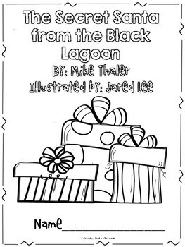 The Secret Santa from the Black Lagoon Novel Study