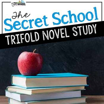 The Secret School Foldable Novel Study Unit