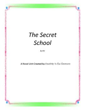 The Secret School Unit Plus Grammar