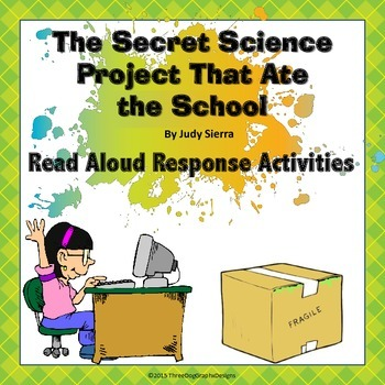 "Science Read Aloud ""The Secret Science Project That Ate th"