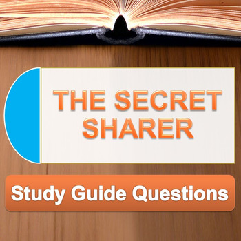 The Secret Sharer - Conrad - Study guide questions with key