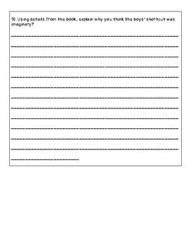 The Secret Shortcut Reading Comprehension Quiz
