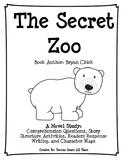 The Secret Zoo Novel Study