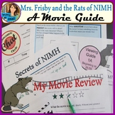The Secret of NIMH Movie Guide