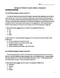 The Secret of Platform 13 by Eva Ibbotson CCSS Novel Assessment