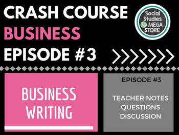 The Secret to Business Writing: Crash Course Business - Soft Skills #3