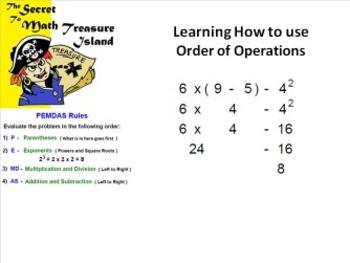 The Secret to Math Treasure Island