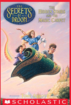 The Secrets of Droom: The Hidden Stairs and the Magic Carpet #1