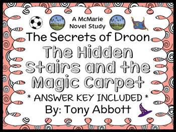 The Secrets of Droon: The Hidden Stairs and the Magic Carpet Novel Study