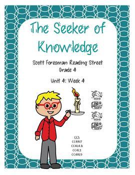 The Seeker of Knowledge : Reading Street : Grade 4