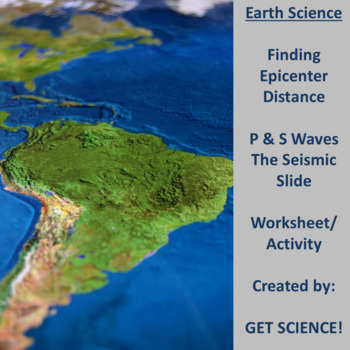 The Seismic Slide:  Finding Epicenter Distance