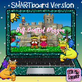 The Self-Control Dragon:  SMARTboard Guidance Lesson on Regulating Yourself