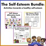 The Self-Esteem Bundle: Activities towards a healthy self-esteem