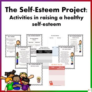 The Self-Esteem Project: Activities in raising a healthy self-esteem
