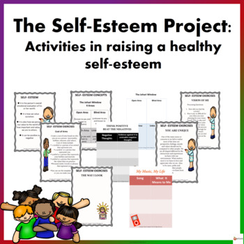 The Self-Esteem Project: Activities in raising a healthy self-esteem