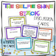 The Selfie Shine Stack--Self Esteem Discussion Cards and Activities