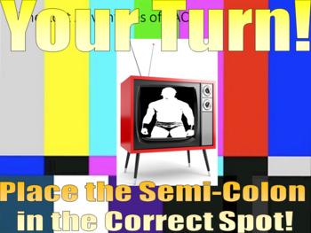 The Semi-Colon: Grammar's Secret Weapon!