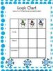 Sensational Snowman Mystery! Logic Puzzle for PreK-K-1
