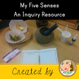 Senses - Primary Unit based on Inquiry and Hands-On Learni