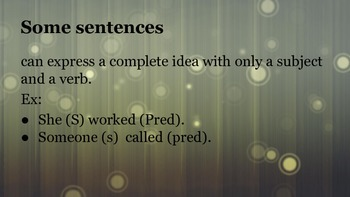 The Sentence Complement