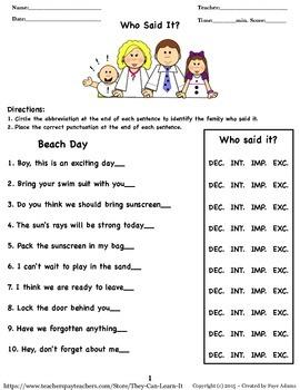 English Language Arts Standards  Language  Grade 1
