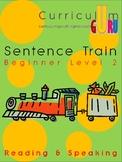 The Sentence Train - Beginner Level 2
