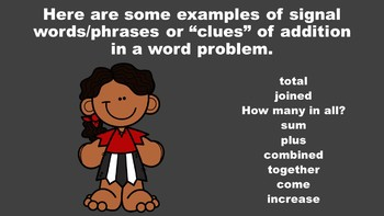 The September Problem Solving PowerPoint Game - Three Digit Edition