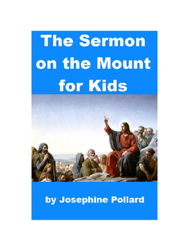 The Sermon on the Mount for Kids