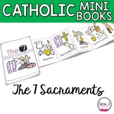 The Seven Sacraments Mini Book