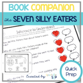 The Seven Silly Eaters Book Companion for Speech Therapy