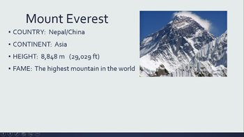 Finding Your Everest Introduction to The Seven Summits HMH Close Reader Workbook