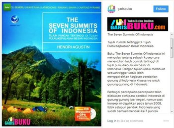 The Seven Summits Of Indonesia Buku 7 Summits Of Indonesia