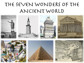 The Seven Wonders of the Ancient World - Unit