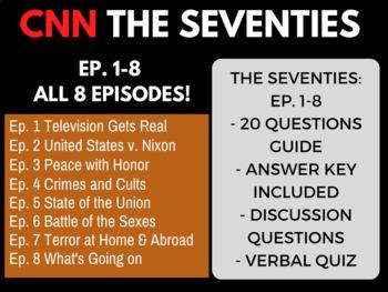 The Seventies CNN Ep. 1-8 Bundle