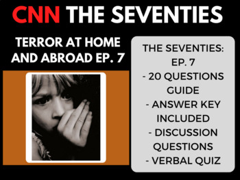 The Seventies CNN Ep. 7 Terror at Home and Abroad