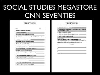 The Seventies + Sixties  CNN Ep. 1-18 Bundle