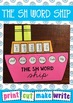 The Sh Ship {Phonics Craftivity}