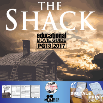 The Shack Movie Viewing Guide (PG13-2017)