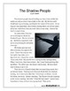 The Shadow People - Short Story and Comprehension Activities