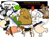 The Shadows Clipart Pack
