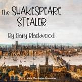 The Shakespeare Stealer Novel Unit