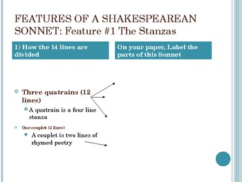 The Shakespearean Sonnet: Pinnacle of Western Poetry PowerPoint