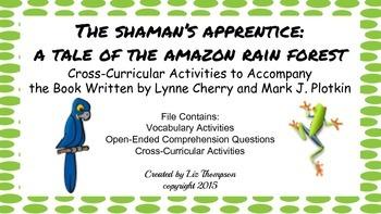 The Shaman's Apprentice Mini Unit