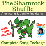"St. Patrick's Day Song & Dance | ""The Shamrock Shuffle"" 